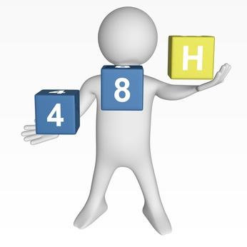 Cubes - 454 - 48H