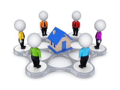 réseau social immobilier