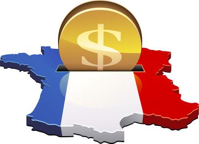 dollar en france