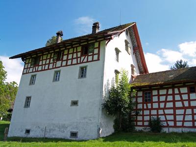 résidence aux colombages