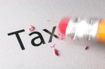 Erasing Tax