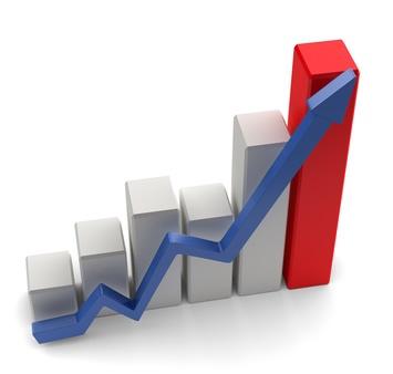 Hausse moderee des taux en octobre une