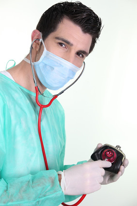 Emprunteur a profession medicale
