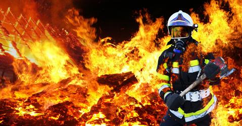 L'assurance pour les pompiers professionnels